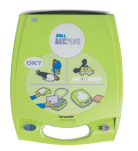AED Plus Cover Emergency 911