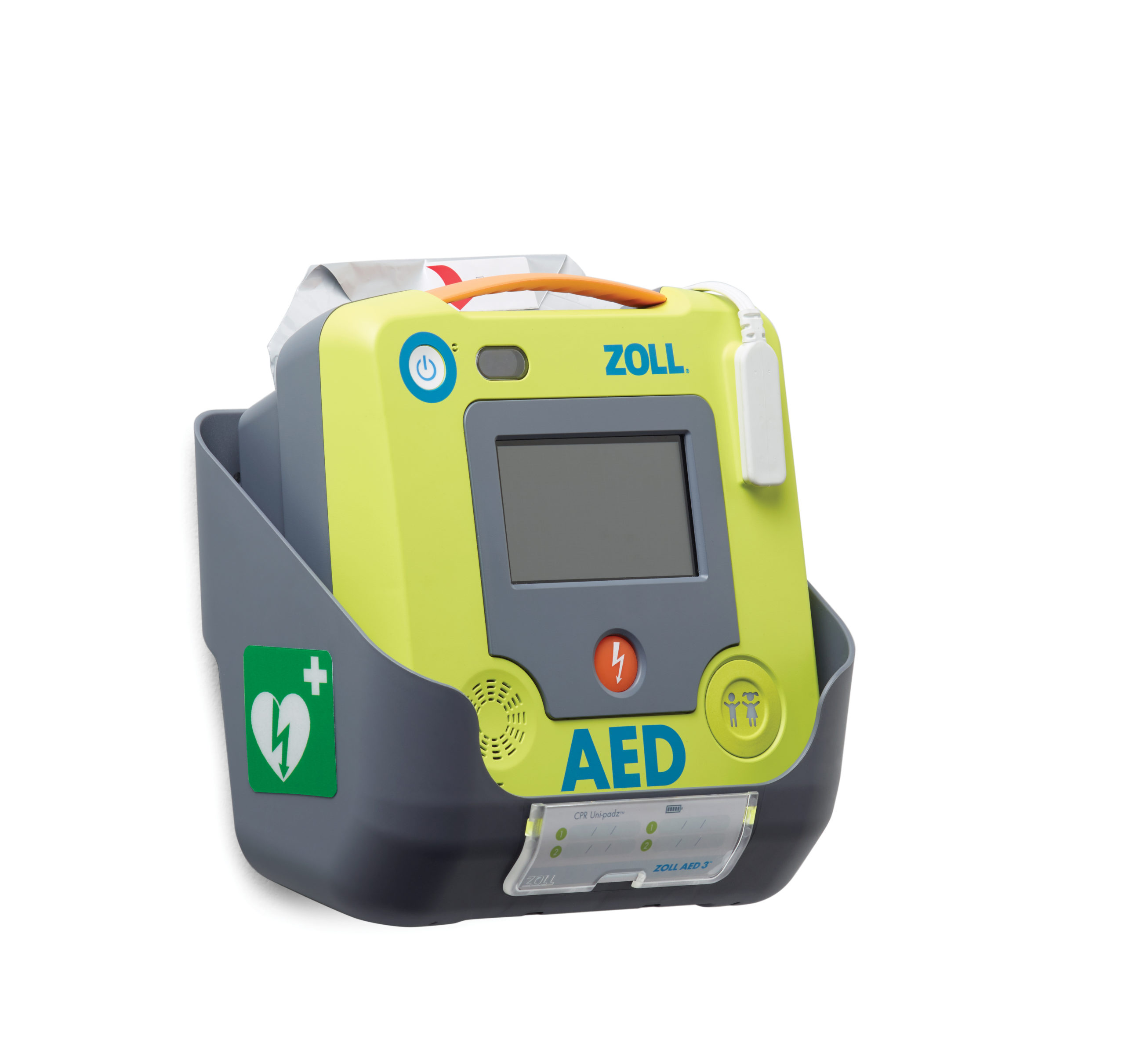 ZOLL AED 3 in Wall Mount Bracket