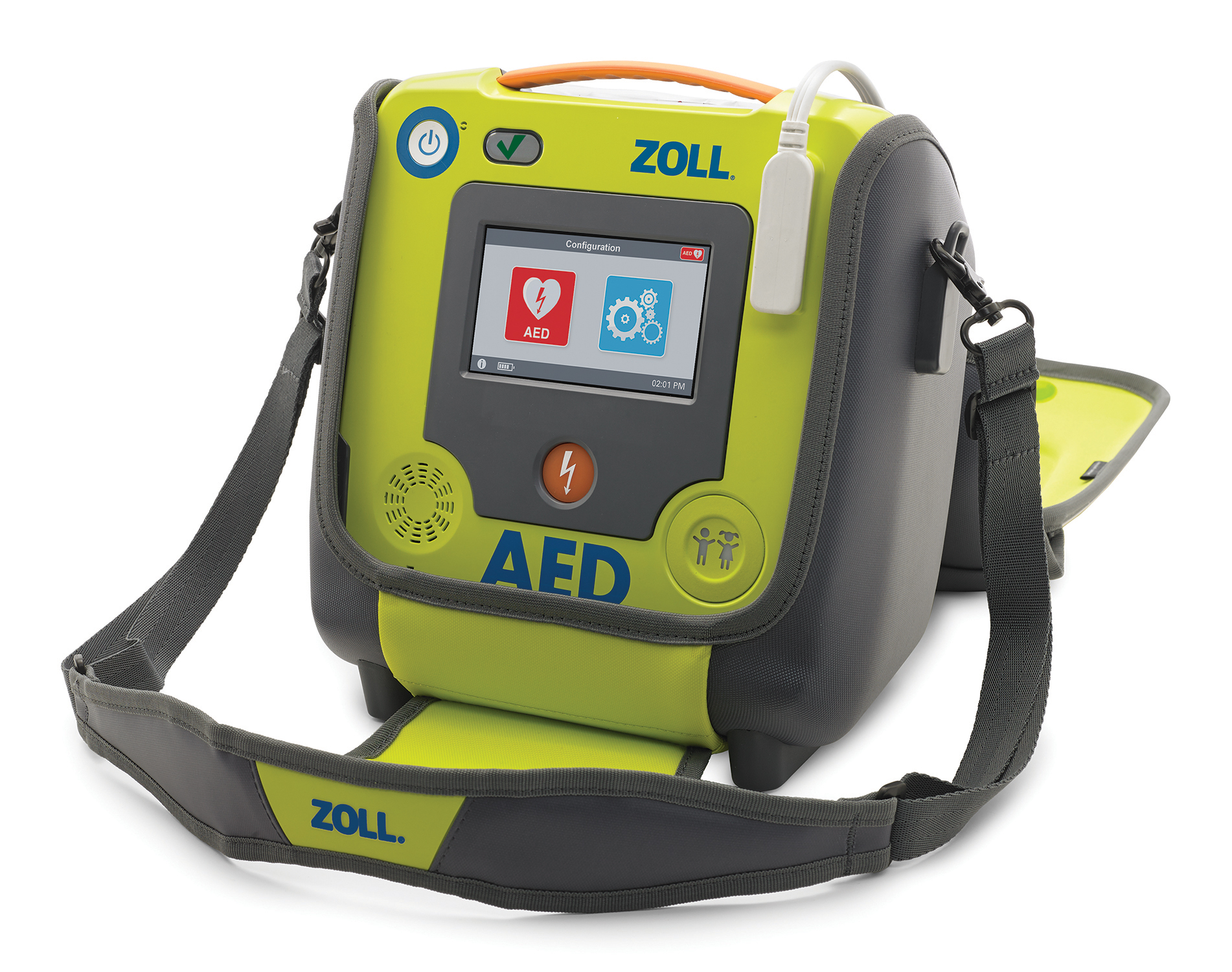ZOLL AED 3 Semi Automatic in Carry Case